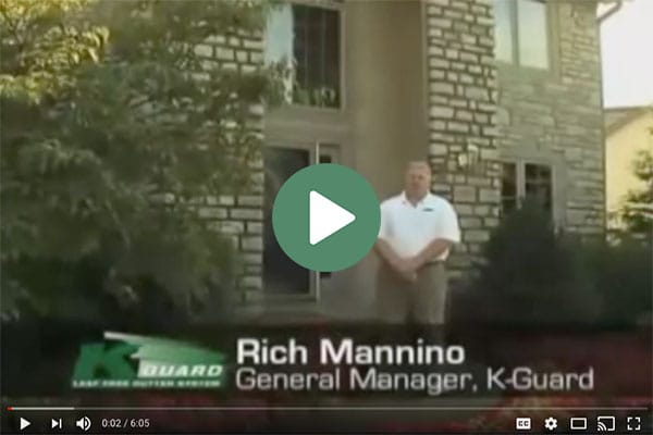 Rich Mannino, General Manager, K-Guard