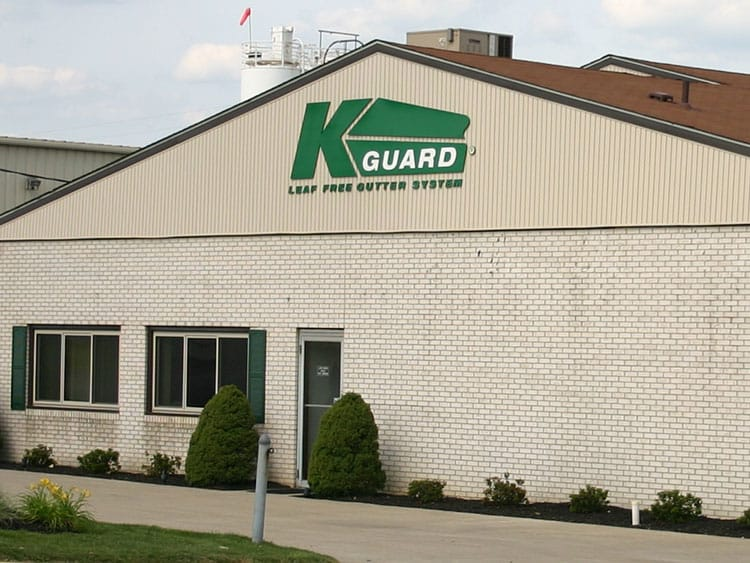 Why Choose K Guard The Best Leaf Free Gutters Guards