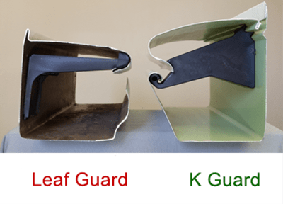 K Guard is larger & stronger